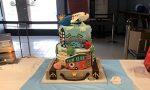 Allegiant Air's New York Stewart to Savannah/Hilton Head service wins Cake of the Week