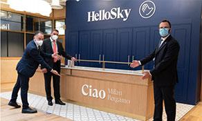 Milan Bergamo inaugurates new lounge and routes