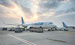 flydubai flights from Budapest Airport