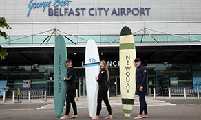 British Airways commences Belfast City-Newquay service