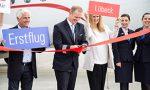 Lübeck Airport celebrates new Lübeck Air route to Salzburg