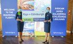 airBaltic launches Edinburgh-Riga service