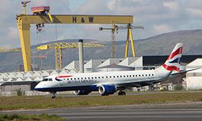 British Airways extends UK schedule from Belfast City Airport this winter